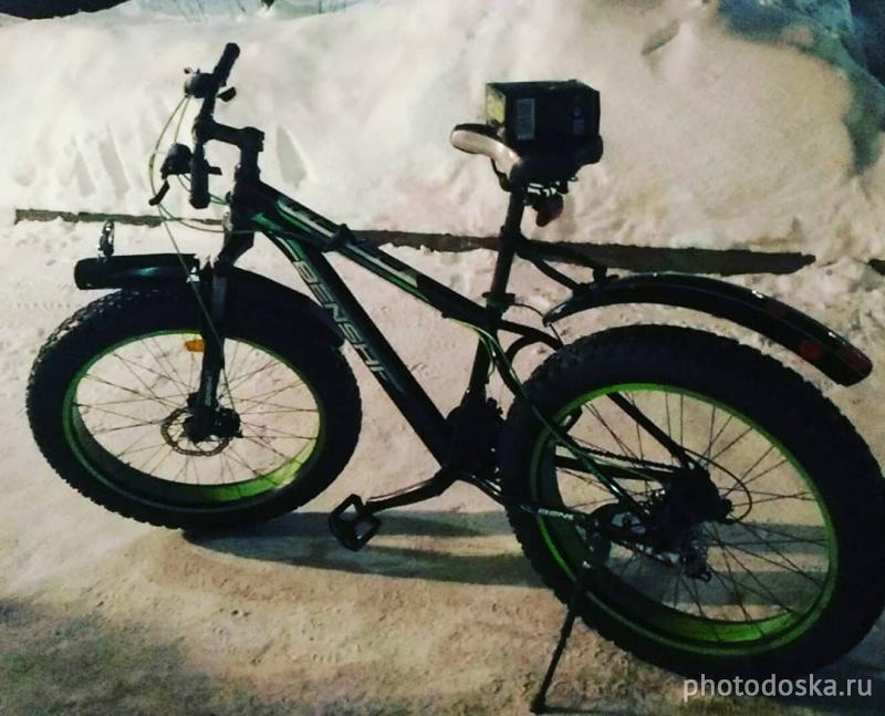 Где лучше заказать электро колесо на ФэтБайк? И на сколько ват заказать лучше?